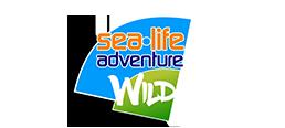 Sealife Adventure Wild Logo
