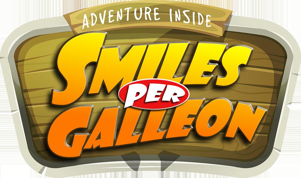 Smiles Per Galleon logo
